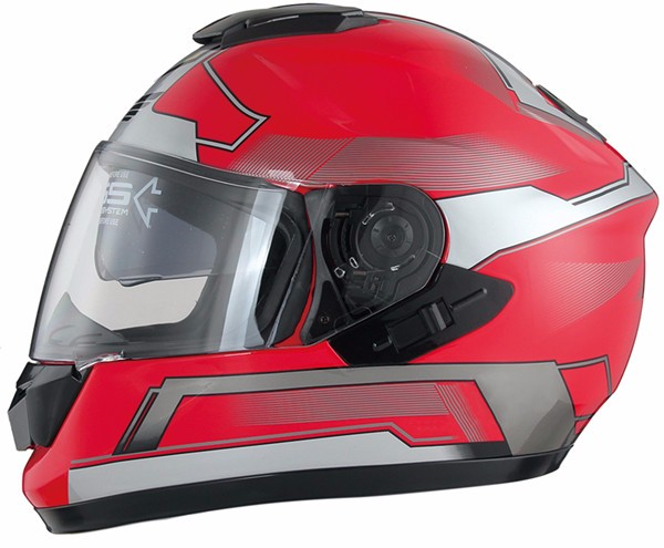 Shoei Style ECE DOT approved ABS full face motorcycle helmet
