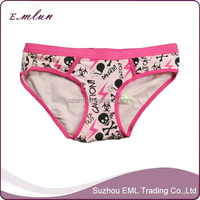 cute cartoon little girls models girls underwear