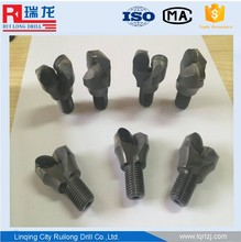 2 and 3 wing PDC roof boltting drill bits for coal drilling bits