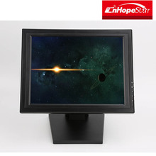 15 inch general touch screen monitor with LED backlight