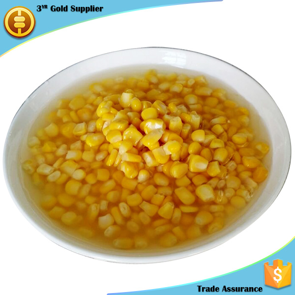 Cheap Price for Canned Sweet Corn Best Canned Sweet Kernel Corn Factory