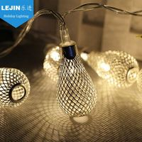 Battery operated led light for family and festival decoration
