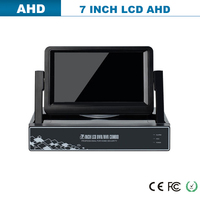 "Manufacturer !!! high quality 4 channel hd portable dvr with 7""tft lcd screen"