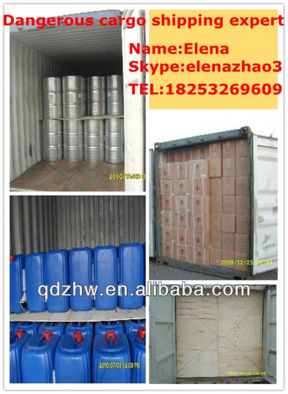 Dangerous goods shipping from China