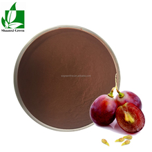 Natural proanthocyanidin powder 95% OPC Grape seed extract powder