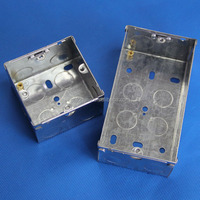 Oman GI Metal Electrical Junction Box Price