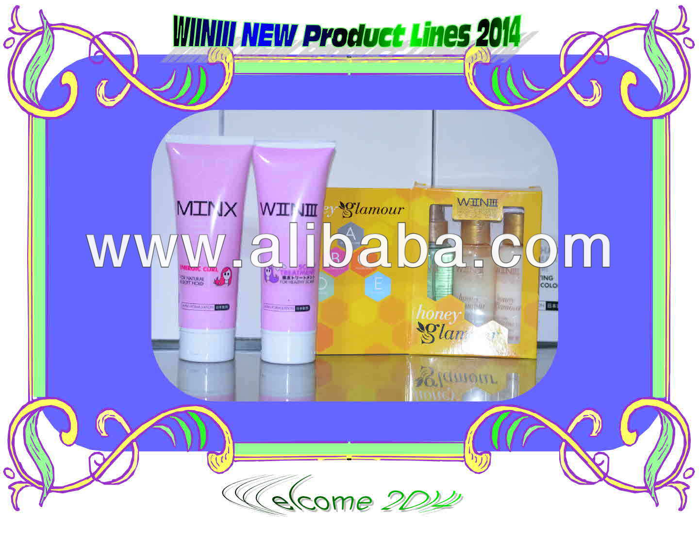 Wiinii Salon Product Lines from Japan looking for Distributor