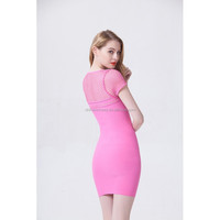 2015 Ladies Long Seamless Dress With