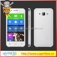 Cheap mobile phones U2 OS android 4.0 GSM quad band smart phone China wholesale