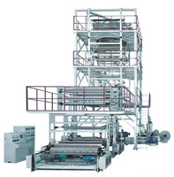 Multi-layer HDPE Blown Film Extrusion Line