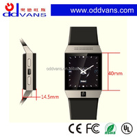 New S5 smart android OS watch phone with WIFI GPS Bluetooth GPRS MTK6577 dual core,android Wrist watch smart phone