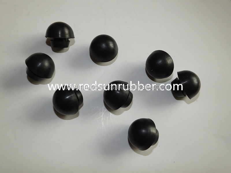 custom small silicone rubber hole plugs