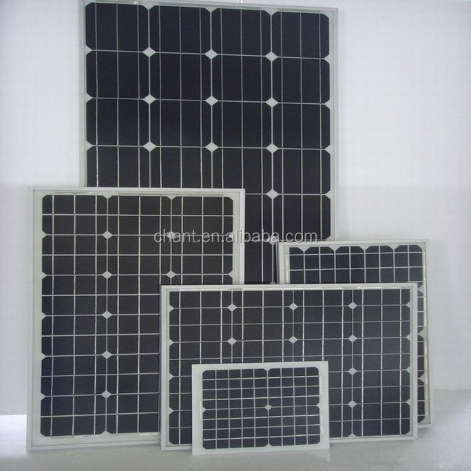 Hot sale factory direct price waterproof 48w solar panel price
