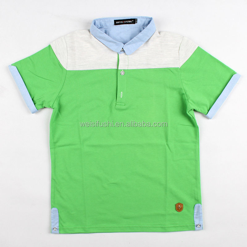 Boys Popular Polos Summer Clothing