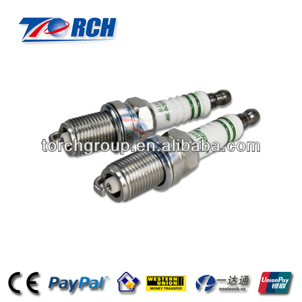 High Performance China Manufacturer Factory Price NGK Motorcycle Spark Plug for Hot Sale
