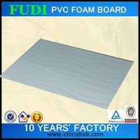 2016 white waved smooth pvc styrofoam blocks board,pvc sheet
