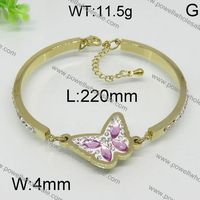 Guangzhou Whoelsale permanent bangle