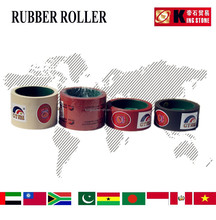 Rice roller, rice rubber roller, rice mill rubber roller