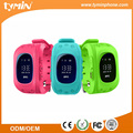 TM-S002A Super mini GPS watch for kids with rapid accurate positioning function