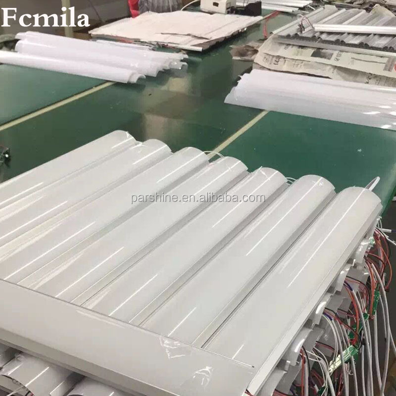 Promotional purification lamp factory LED integrated stent lights LED purification lamp three anti - purification lights LED