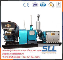 Hot sale sincola products verticle type widely used cement grout injection pump