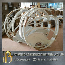 China supplier manufacturing price for structural steel fabrication , custom sheet metal stainless steel fabrication