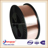 ER70S-6 copper brazing mig wire/ welding material