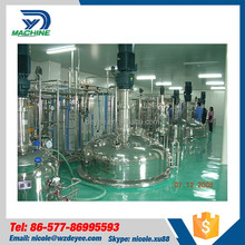 Good safety industrial product bioreactor with factory price