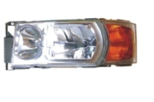 OEM quality HEAD LAMP WITH CORNER LAMP for SCANIA truck parts
