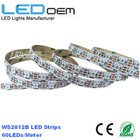 Ws2812 Ws2811 Dream Color Ws2812B Led Strip 5050 Smart Weatherproof