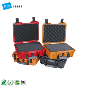 hard case plastic tool box