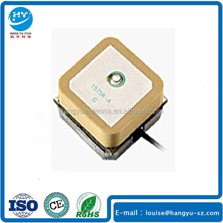 1575.42mhz Ceramics Antenna GLONASS GPS Chip Price 60mm