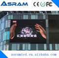 P35/P55/p80/P110 flexible chip tube full color and color pixels oled/led curtain mesh/led screen display mesh