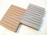 durable redwood color outdoor wpc decking