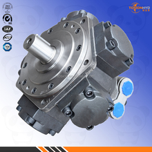 Low Noise low speed high torque radial piston hydraulic motor for plastic injection molding machinery