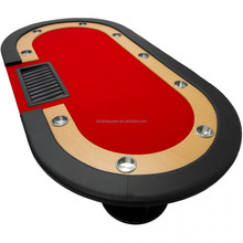 Factory price casino poker table for sale