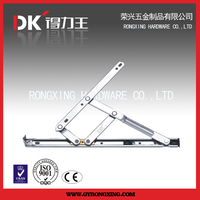 DK double glass window friction stay for window blind