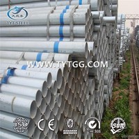 2016 Hot Selling galvanized pipe size chart with great price
