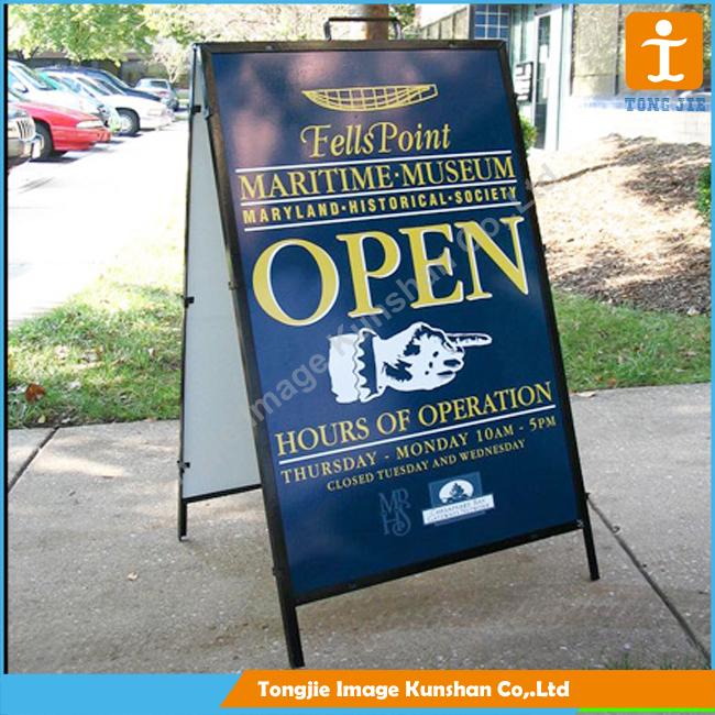 Cardboard Poster Frames,A Frame Board Printing - Buy Cardboard Poster ...