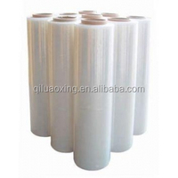 Strong tensile plastic use stretch film for pallet use
