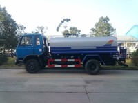 Dongfeng 10 cbm water washing sprayer truck