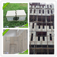 Build Renovation demountable exterior wall siding partitions