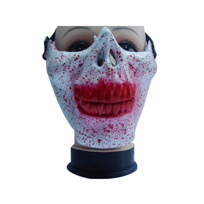 Wholesale good quality funny half face mask