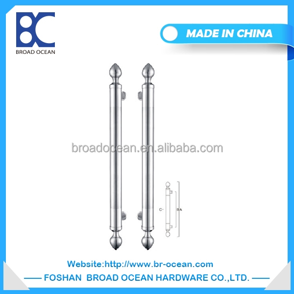 YX-3285 china supplier cheap high quality stainless steel fridge door handle