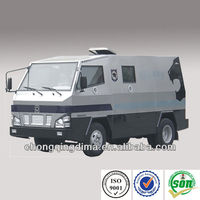 Armored Vehicle - Bulletproof Cash in Transit - DMT5046XYC ISUZU Truck