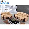 High quality modern recliner luxury corner sofa bed