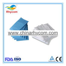 hospital disposable non woven 30gsm pp bed sheet