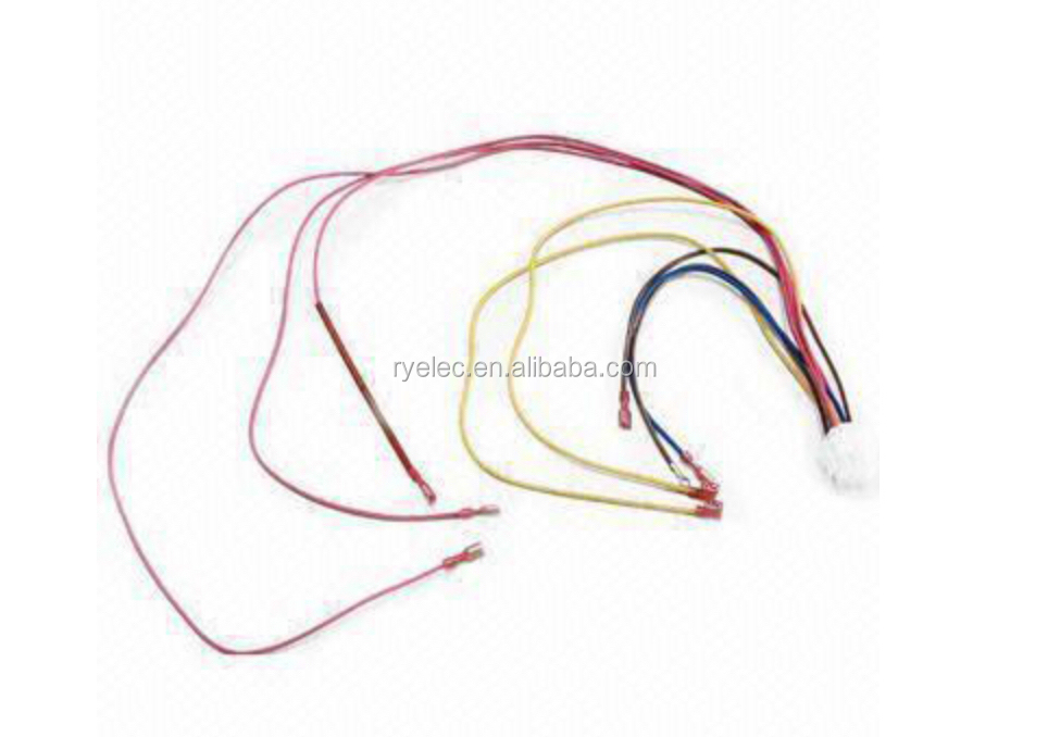 OEM/ ODM orders are accepted connect car audio to car system wire harness.