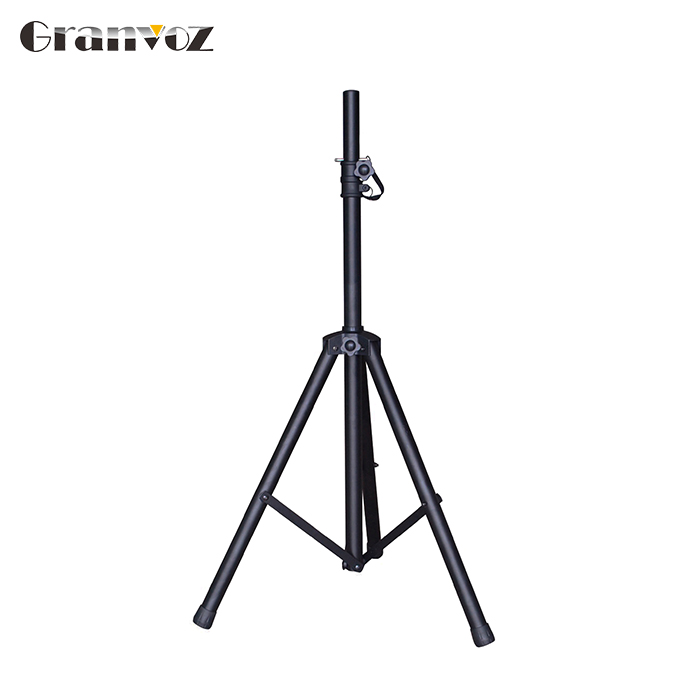 Reliable quality height adjustable tripod pa stage speaker stands for sale