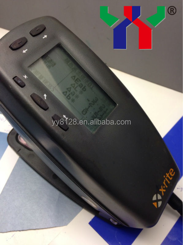 High precision X-rite Spectral optics density meter